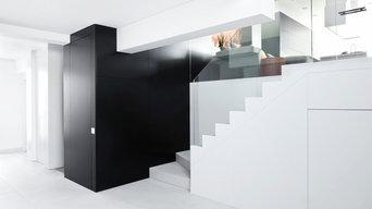Split level loft