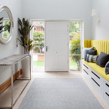 Super Colourful Hallway