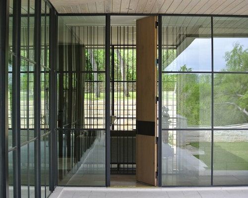 Custom Steel Frame Windows Ideas, Pictures, Remodel and Decor