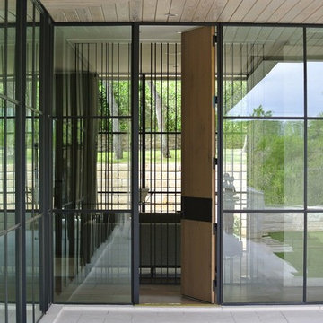 The Crittall Prize 2013 entries for Crittall Steel Window projects in the USA