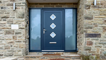 The Linton - Enhanced Home Door