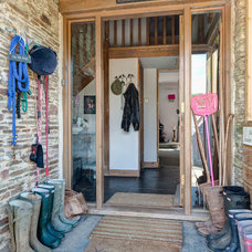 Farmhouse Entry by Colin Cadle Photography
