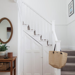 Thirties Semi in Hove_Entrance Hallway