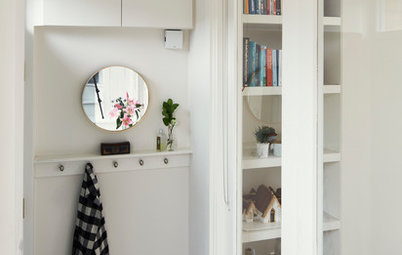How to Design a Hallway That's Easy to Clean