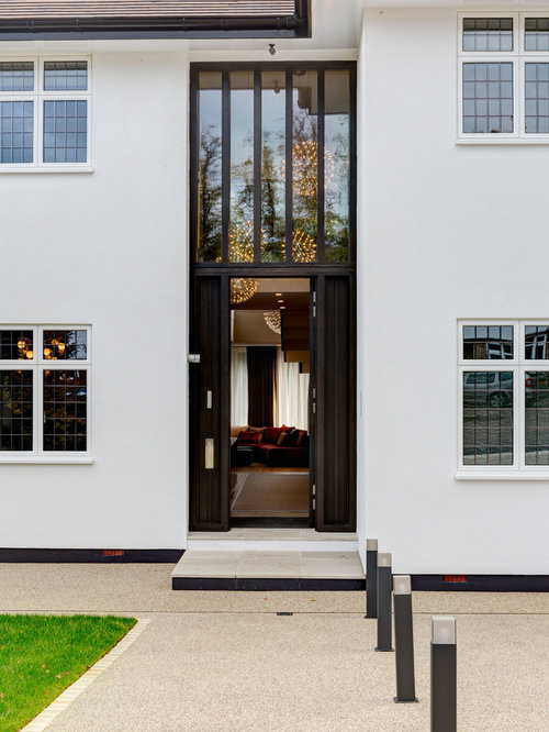Entrance Front Doors Design Ideas Amp Remodel Pictures Houzz