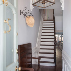 Traditional Entry by Lisette Voute Designs
