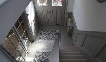 Traditional Tiled Hall