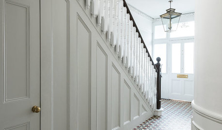 Renovation Diary: How do we Create an Entrance With Impact?