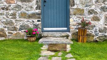 Various cottages at Glen Dye