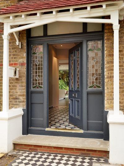 Victorian Entry Victorian Entrance