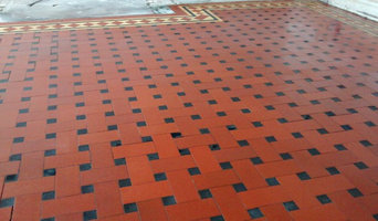 Victorian Tile Floor Renovation, Fylde Coast