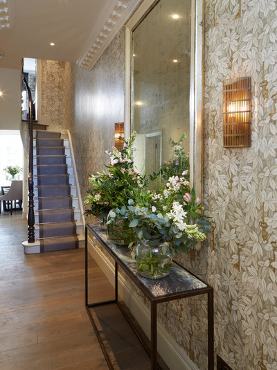 Traditional Entrance by Rebecca James studio