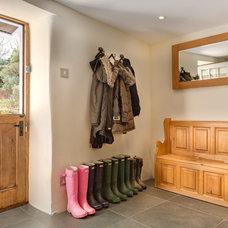 Farmhouse Entry by Colin Cadle Photography