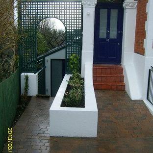 Woodside, Wimbledon SW19: Remodeled Front and Side Entrances