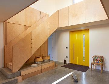 Yellow Terano Doorset by Urban Front
