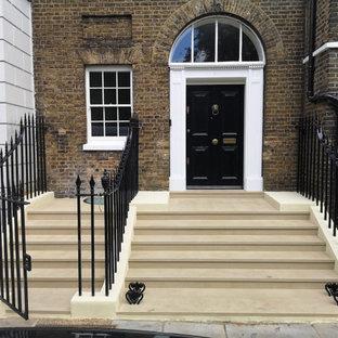 Yorkstone Entrance Steps