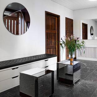 Nouveau 90 Mirror & Nouveau Table