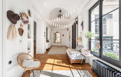 13 idées pour aménager ou décorer un couloir