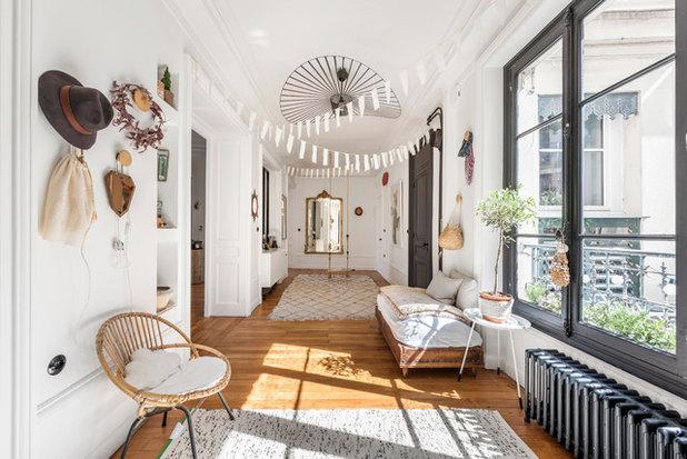 Éclectique Entrée by Alexandre Montagne - Photographe immobilier