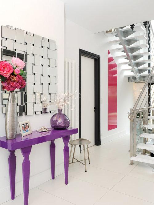 entr e contemporaine photos et id es d co d 39 entr es de maison ou d 39 appartement. Black Bedroom Furniture Sets. Home Design Ideas