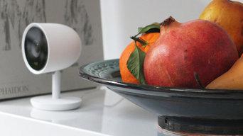 Caméra intérieure Nest Cam IQ