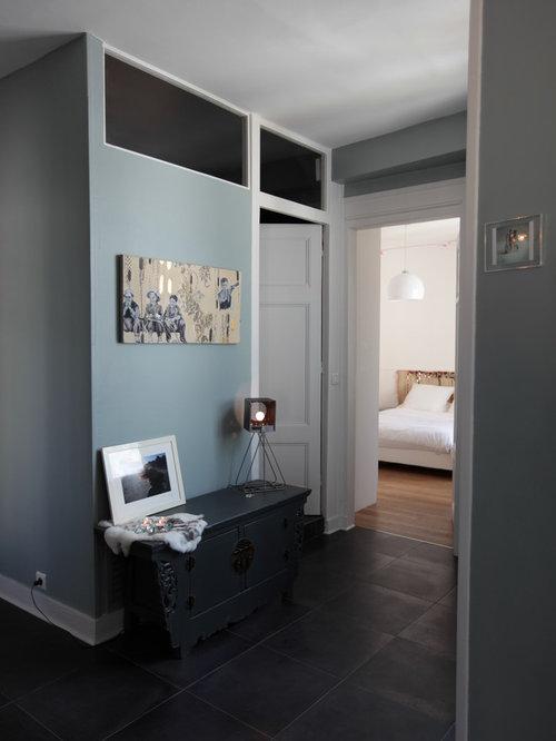 cosy home in paris. Black Bedroom Furniture Sets. Home Design Ideas