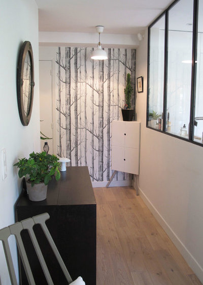 Contemporary Entry by INSIDE CREATION - Samantha Didero