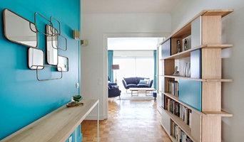 Décoration et aménagement complet d'un appartement à Vincennes