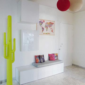 DOUCEUR DE VIVRE / Un appartement au style éclectique