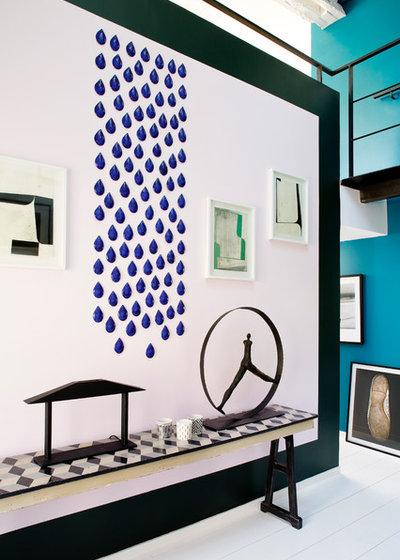 Contemporain Entrée by Sarah Lavoine - Studio d'architecture d'intérieur