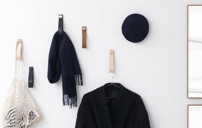 11 DIY-Ideen für Garderoben im Flur