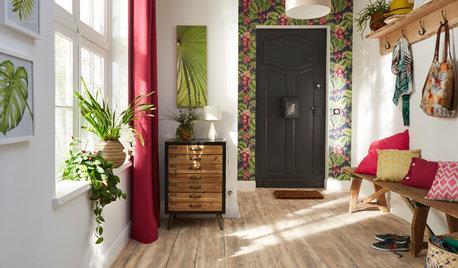 einrichtungstipps f r flur eingang garderobe. Black Bedroom Furniture Sets. Home Design Ideas