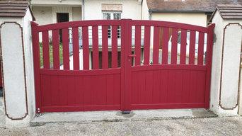 Installation portail,clôture et portillon