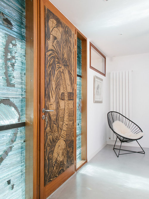 Tropical Entryway Design Ideas Remodels Amp Photos