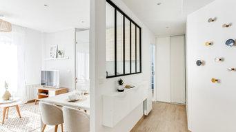 Projet CAMILLE - Transformation d'un grand T2 en une colocation 3 chambres