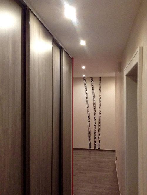r novation couloir entr e mont e escalier. Black Bedroom Furniture Sets. Home Design Ideas