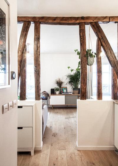 Scandinave Entrée by PIXEL Architecture