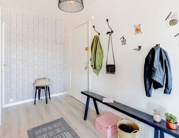 Rénovation d'un appartement - Touche Scandinave