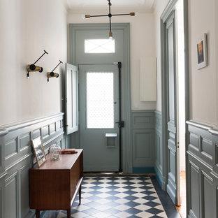 Idee per un ingresso o corridoio scandinavo