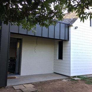 Rénovation et extension d'une maison sur Varetz