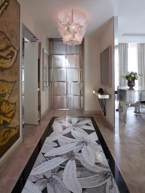 Дизайн коридора в доме 2017-2018 современные идеи