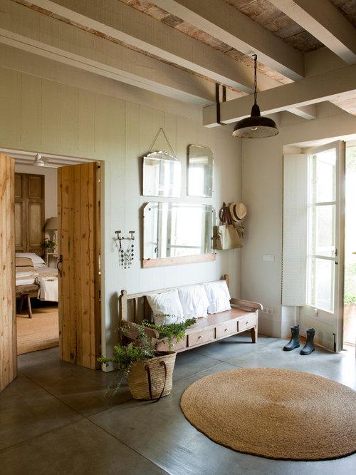 entr e campagne photos et id es d co d 39 entr es de maison ou d 39 appartement. Black Bedroom Furniture Sets. Home Design Ideas