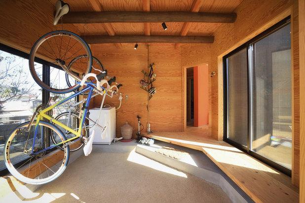 玄関 by 長井建築設計室