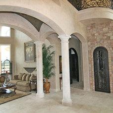 Mediterranean Entry by HAJEK & Associates, Inc.