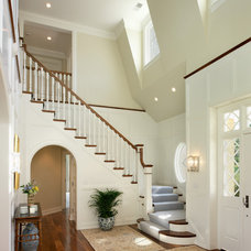 Traditional Entry by Andreozzi Architects