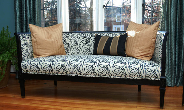 Entry by Upholstery Club's Shelly Leer