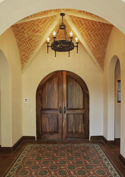 Mediterranean Entry by Vanguard Studio Inc.