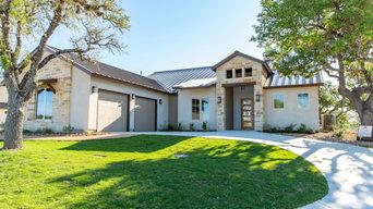 1001 Comanche Hills Home (Exterior)
