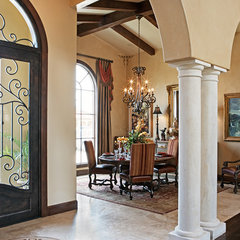 mediterranean entry by Vanguard Studio Inc.