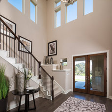 Transitional Entry by Five Star Interiors